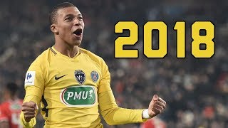 Kylian Mbappe PSG 2018  Skills  Goals  The Future of Football
