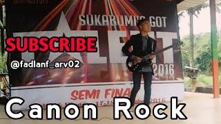 Canon rock funtwo - fadlan fadlilah (GuitarCover)