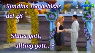 Sims 4: 100 Bebisar-utmaningen | Del 48 - Slutet Gott, Allting Gott? SISTA Avsnittet!