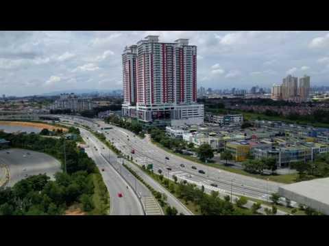 One City MCT Tower, Skypark, Garden Shoppe Ground And Surroundings Walkthrough