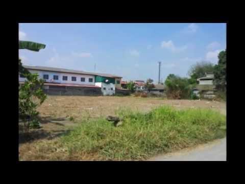 ขายที่ดิน ลำลูกกา คลอง 4 เนื้อที่ 1 ไร่ Land sale 1600 Square Meter lumlukka pathumthani Province