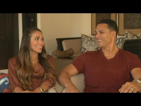 At Home with Tony & October Gonzalez