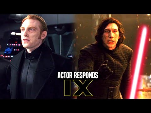 Star Wars! Actor Responds To Episode 9 & Potential Spoilers! (Star Wars News)