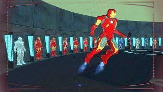 Grand Theft Auto Iv Iron Man Iv V2.0 Stark Tower Mod For Gta Iv