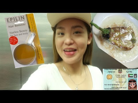 Emirates ID Renew + Budget Meal | JCo Vlogs