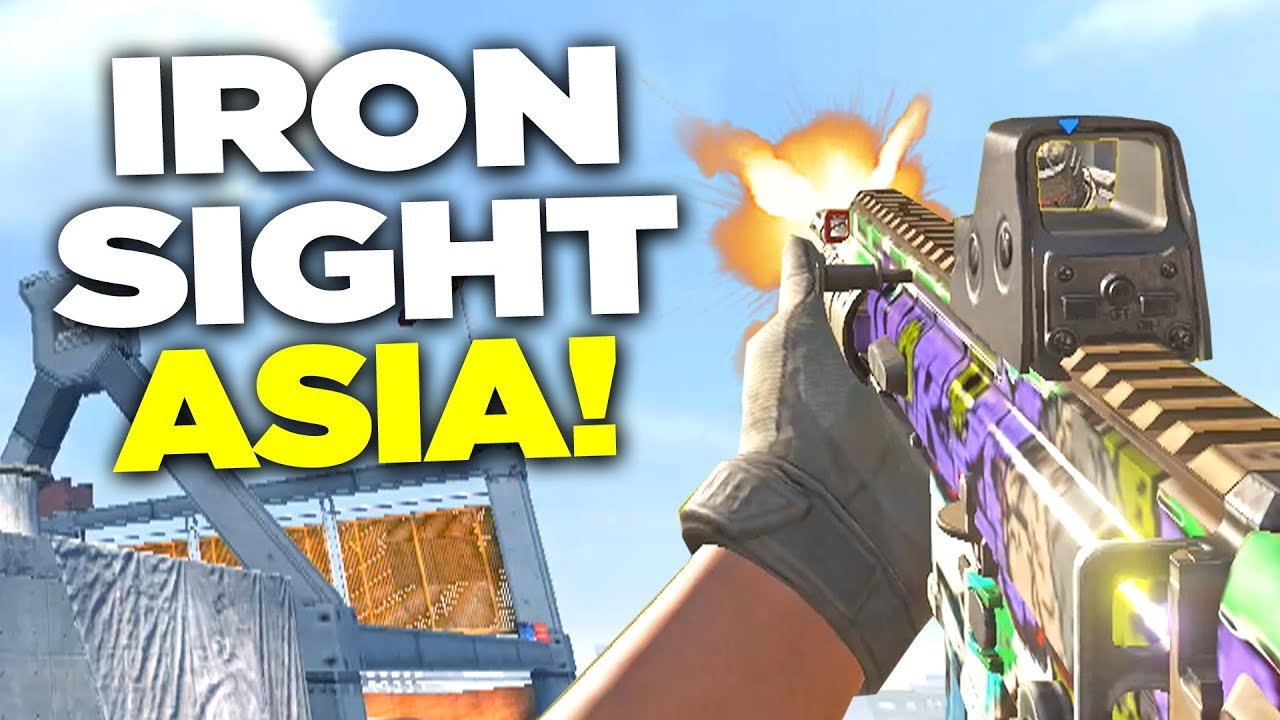 Ironsight Steam (Asia) is OUT! (Secret Map)