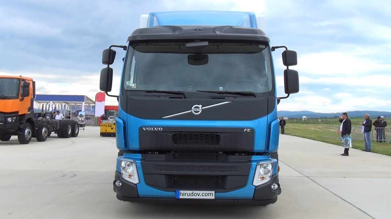 Volvo Fe 320 Lorry Truck 2014 Exterior And Interior In