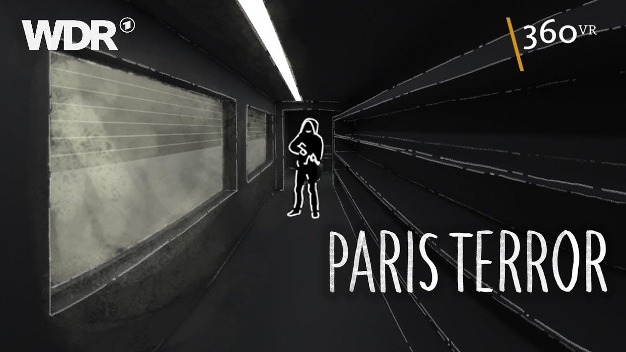 Camera Caché Star Wars : Paris terreur les otages de lhyper cacher: une vue à 360 degrés