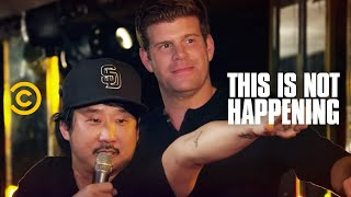 This Is Not Happening - Steve Rannazzisi, Bobby Lee, Natasha Leggero & Ari Shaffir - Uncensored