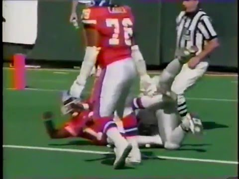 Week 3 1992 Eagles vs Broncos clip13