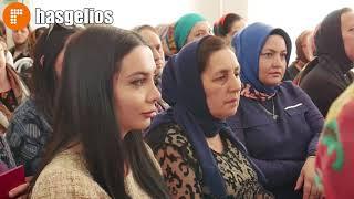 День социального работника отметили в Хасавюрте
