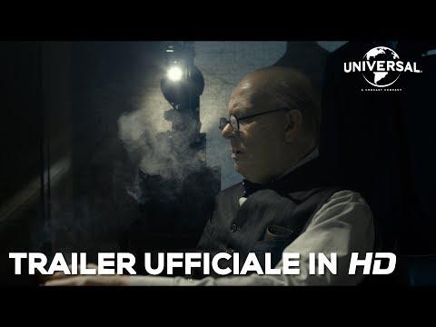 L'ORA PIÙ BUIA - Trailer ufficiale italiano