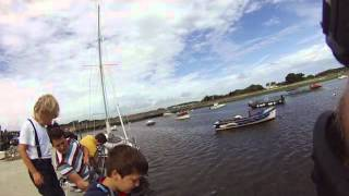 Crab fishing at Key Haven Aug 2012