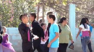 15nera en Palmitos Rodeo Durango