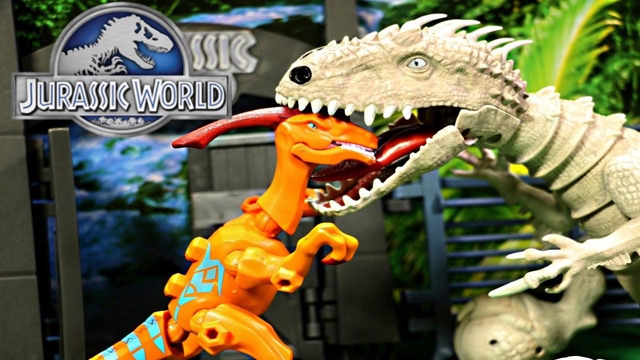 OFFICIAL JURRASIC WORLD Hero Mashers Parasaurolophus Figure By Hasbro NEW
