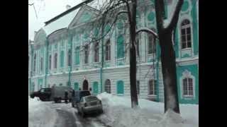 видео Смольный монастырь