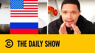 Trevor Noah's Many MORE Accents From Around The World | The Daily Show with Trevor Noah
