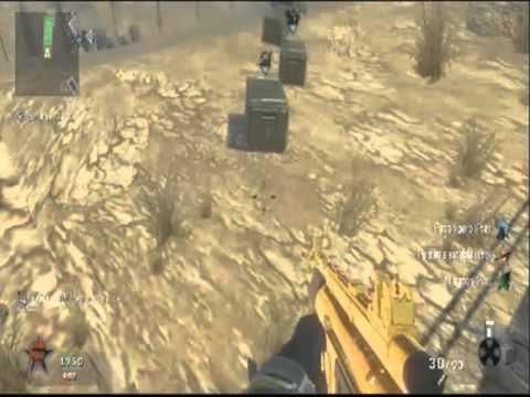 Call of Duty:Black Ops - Trucos Launch + Salir Fuera del Mapa