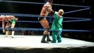 batista rey mysterio vs gran khali finlay valencia 2007