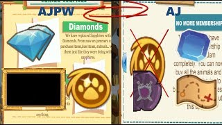 If Animal Jam - Play Wild And Animal Jam Switched Places