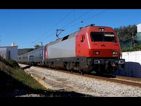 Railways in the Algarve / Ferrovias no Algarve 63 -  Vale de Éguas (perto Almancil)