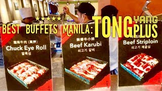 Best Buffets Manila Episode 10: Tong Yang Plus Grill and Hot Pot Buffet SM Mall of Asia