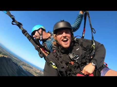 Tandem Paragliding Te Mata Peak