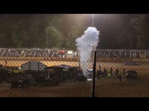 5/26/19 Blue Ridge Outlaw Late Models Harris Speedway