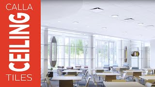Calla Acoustical Ceiling Tiles | Armstrong Ceiling Solutions