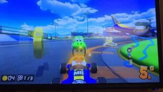 Mario Kart 8 carrera online