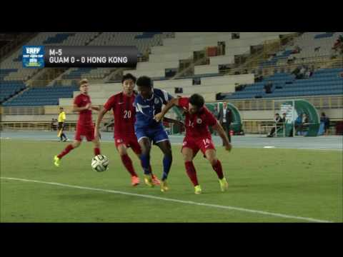 GUAM - HONG KONG Highlights (Men's)