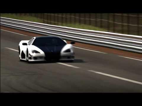 Forza 3: SSC Ultimate Aero vs Bugatti Veyron 16.4 Drag