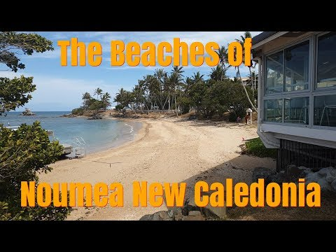 The Beaches of Noumea New Caledonia