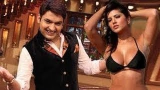 Kapil Sharma FLERTING with Sunny Leone in Comedy Nights with Kapil 8th March 2014 Full EPISODE