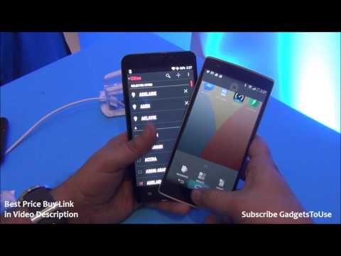Micromax Yureka VS One Plus Comparison Review, User Interface, Hardware, Camera, Features and Overvi