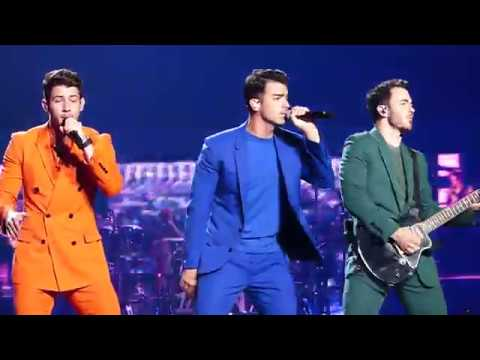 Only Human - Jonas Brothers - Happiness Begins Concert Tour - TD Garden - Boston, MA [8/17/2019]