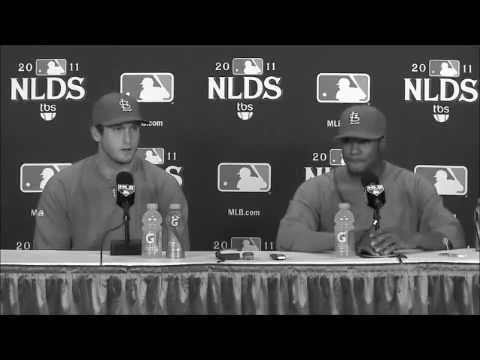 David Freese 2011 World Series MVP Highlights
