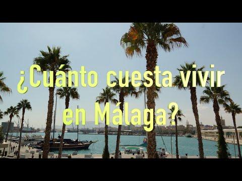 ¿Cuánto cuesta vivir en Málaga?
