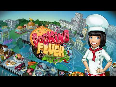 Cooking Fever Upgrade It All