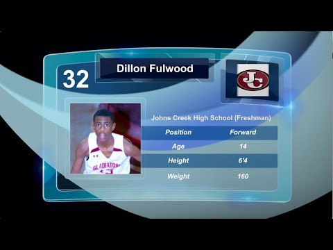 TwinSportsTV: Game Teaser Dillon Fulwood #32 (Johns Creek High School Freshman Team)