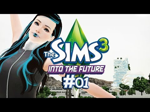 DIE SIMS 3 [Into the Future] German Let's Play