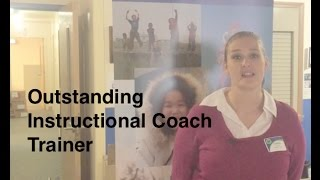 Outstanding Instructional Coach Trainer