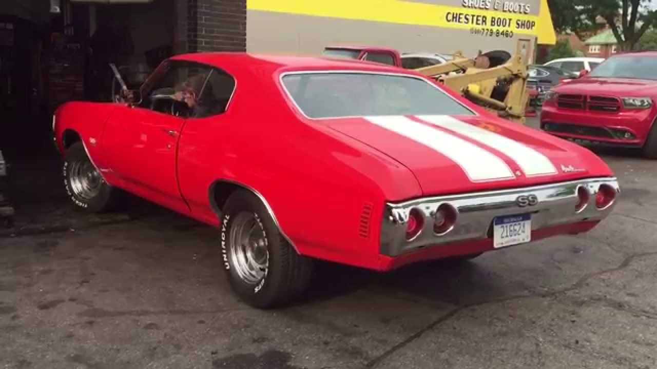 Ls Swap 1972 Chevelle Ss 6 2l Lsa Zl1 556 Hp Youtube