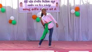 (Suno gaur se duniya walo Dance)K.T.PATEL ENGLISH SCHOOL & SARASWATI VIDHYALAY CHANDLODIA