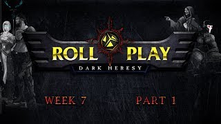 RollPlay Dark Heresy: Week 7, Part 1 - Warhammer 40K Campaign
