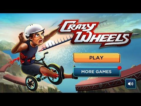 Crazy Wheels บ้าจักรยาน [18+] App ฟรียอดนิมยมอันดับ 4 ของ Play Store