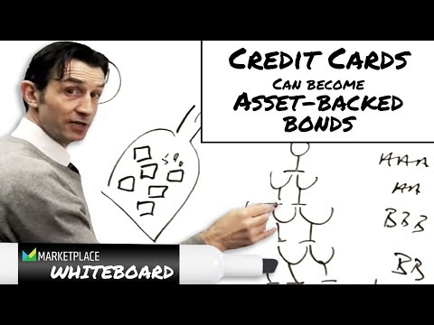 How credit cards become asset-backed bonds