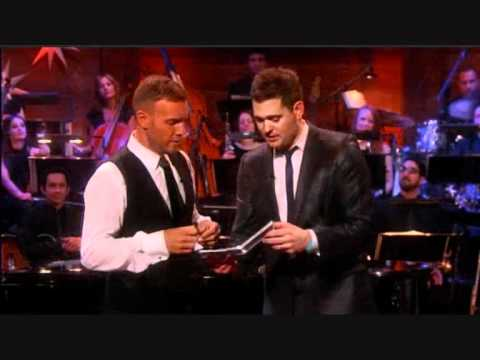 Gary Barlow & Michael Bublé - Home (Audio)