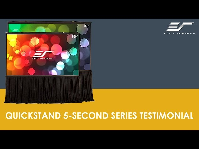 QuickStand 5-Second Series Testimonial