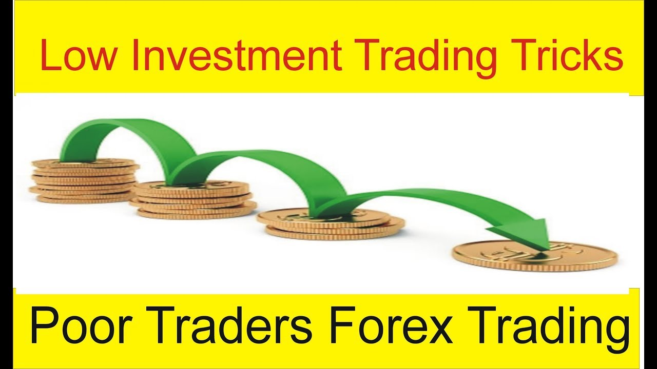 Forex trading with small investment